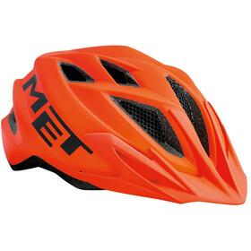 MET Crackerjack Helmet Kids orange matte